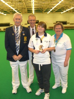 Top Girl – Singles Holly Maslen (Grattons IBC)